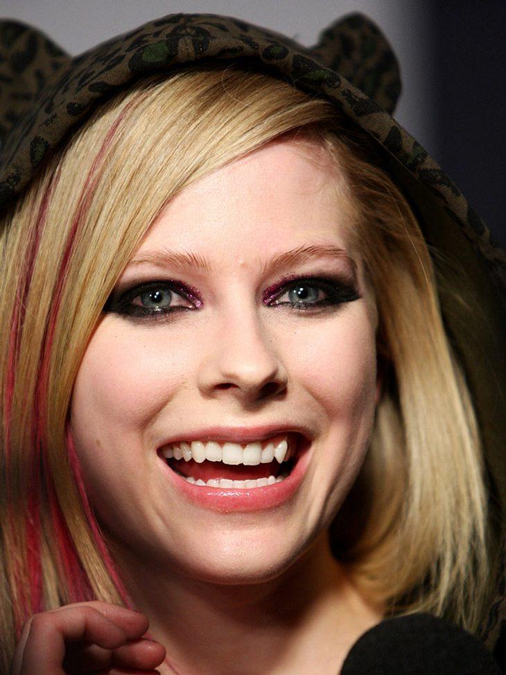 Ihr nächster Streich: Avril Lavigne bringt eine Kollektion für Kids auf den Markt