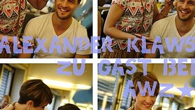 Alexander Klaws bekommt eine Gastrolle bei AWZ - Foto: instagram.com/alleswaszaehlt
