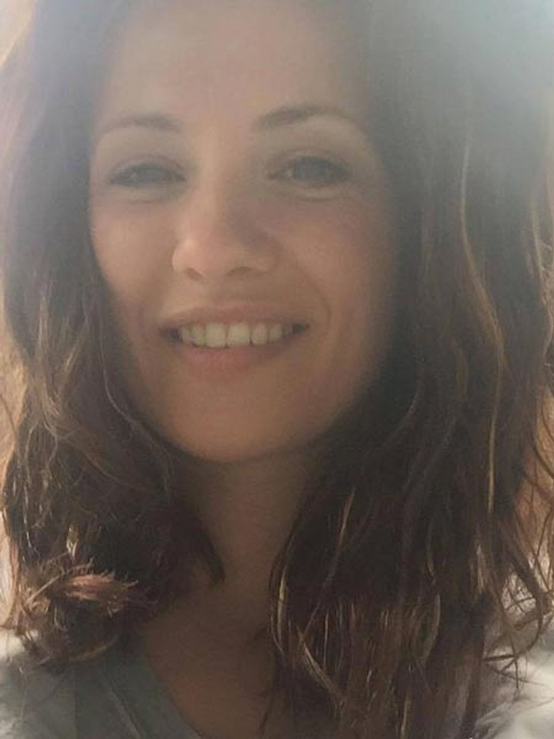 Ania Niedieck ist jetzt brünett