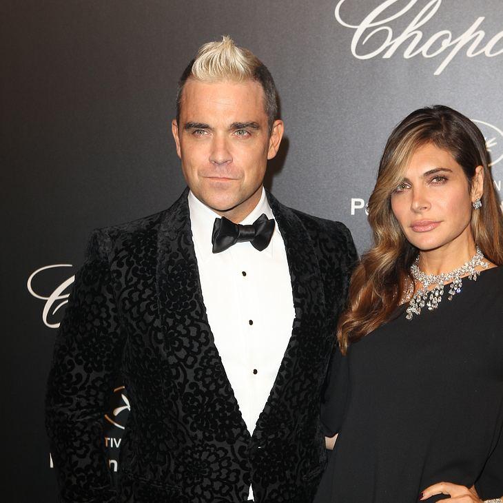Ayda Field und Robbie Williams müssen vor Gericht
