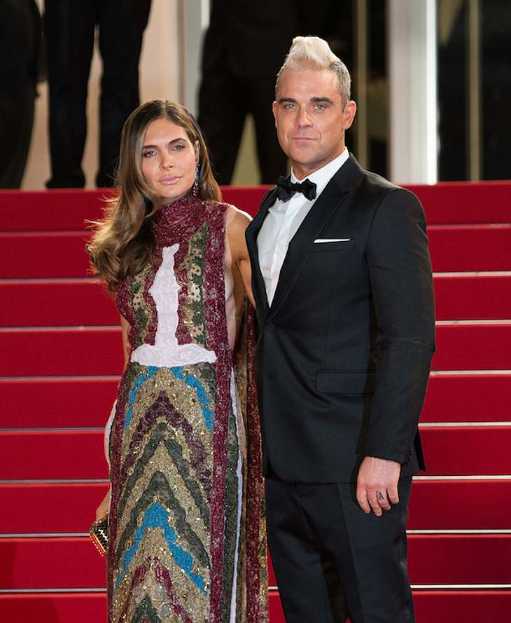 Ayda Field verrät: Robbie Williams war mit allen im Bett!