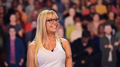 Babs Kijewski bei Promi Big Brother - Foto: Sat.1/Willi Weber