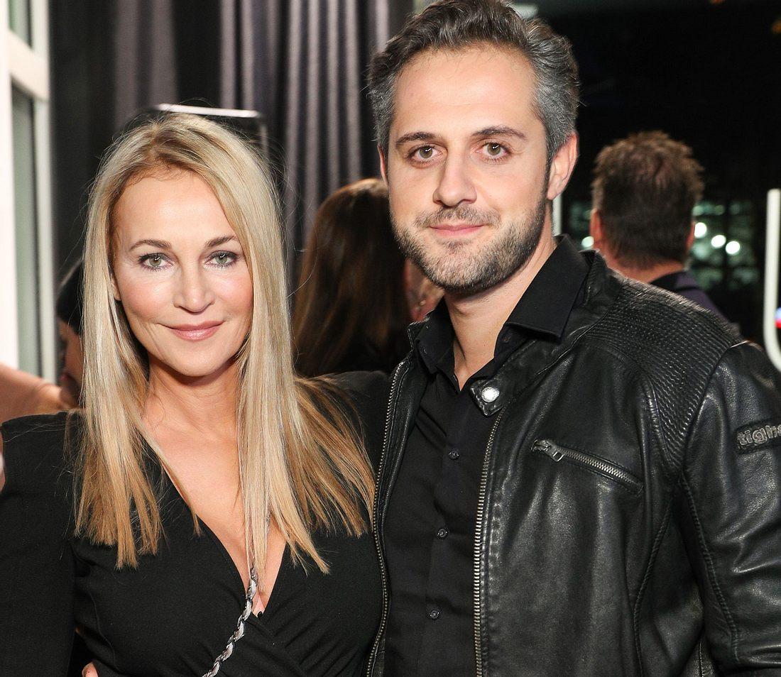 Caroline Beil heiratet Philipp Sattler