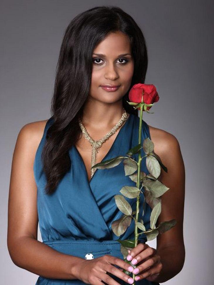 """""""Der Bachelor"""" 2013 - die KandidatinnenKamika (24, Model) aus Düsseldorf,"""