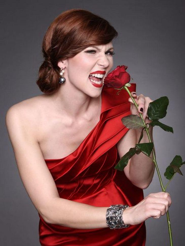 """""""Der Bachelor"""" 2013 - die KandidatinnenPolina (32, Pädagogin) aus Hof,"""