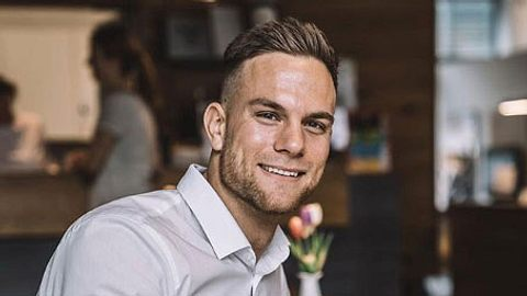 Sebastian Preuss ist der neue Bachelor - Foto: Instagram/@sebastianpreuss