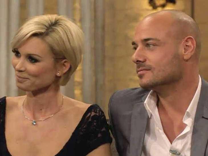 Christian Tews und Katja sind das erste Bachelor-Paar.