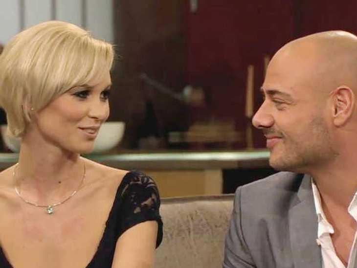 Christian Tews und Katja Kühne sprachen über ihre Zukunft - und die nächste Nacht.