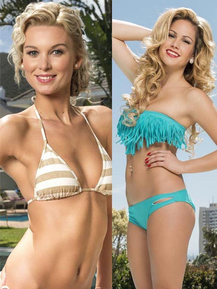 Katja oder Angelina - wer soll gewinnen?