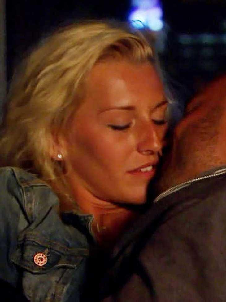 Susi ließ sich von Christian Tews nicht küssen.