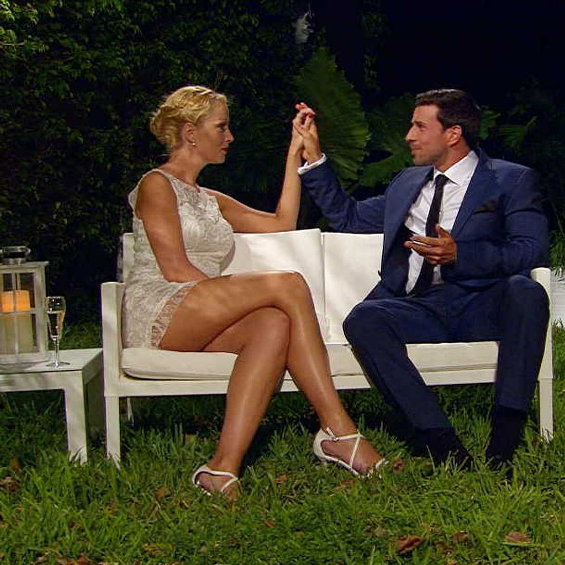 Bachelor 2016: Bekommt Cindy den ersten Kuss von Leonard Freier?