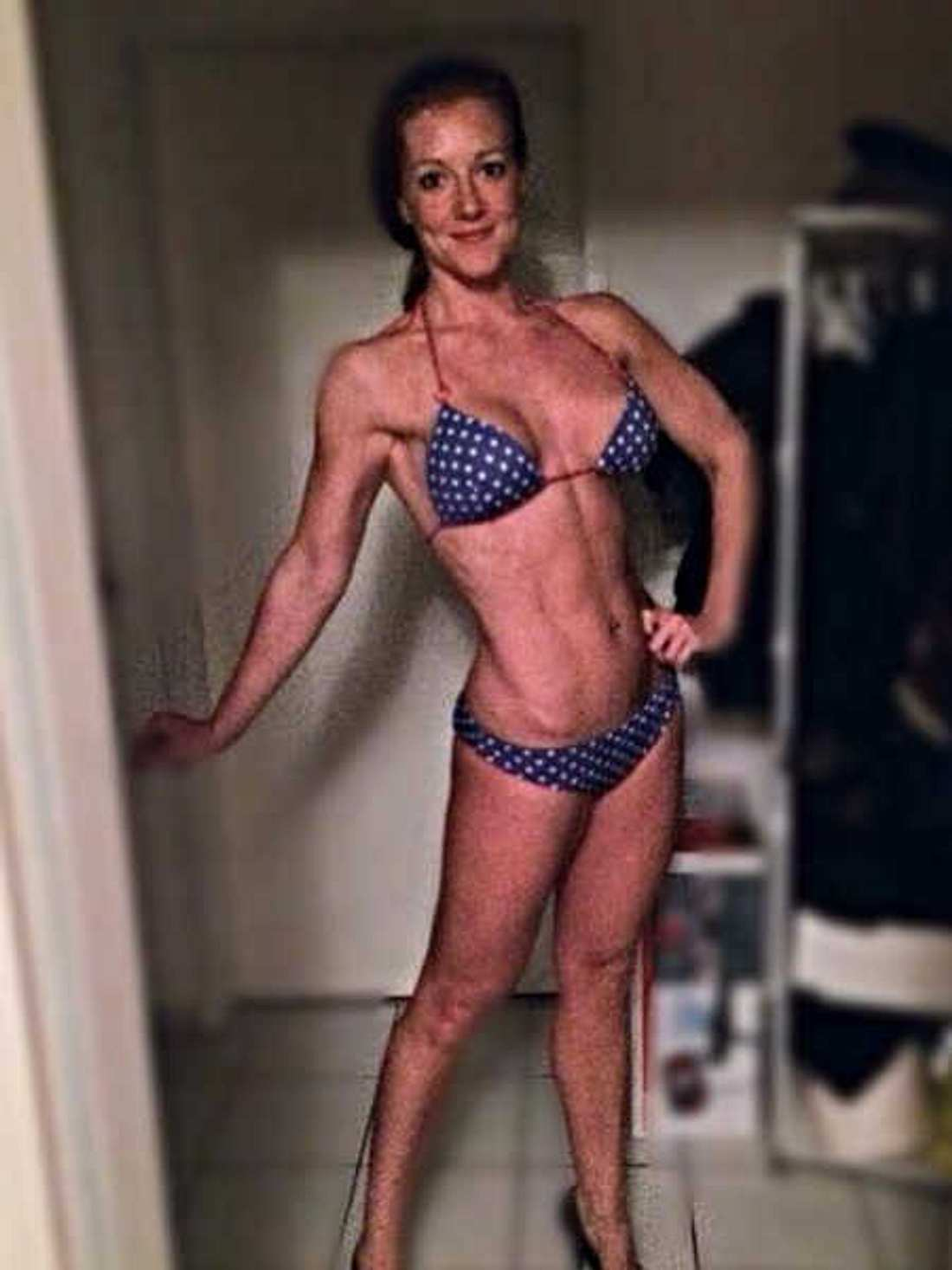 Ex-Bachelor-Kandidatin Nena Buddemeier im Mucki-Wahn!