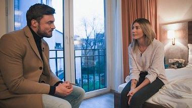 Niko Griesert und Stephie Stark - Foto: TVNOW