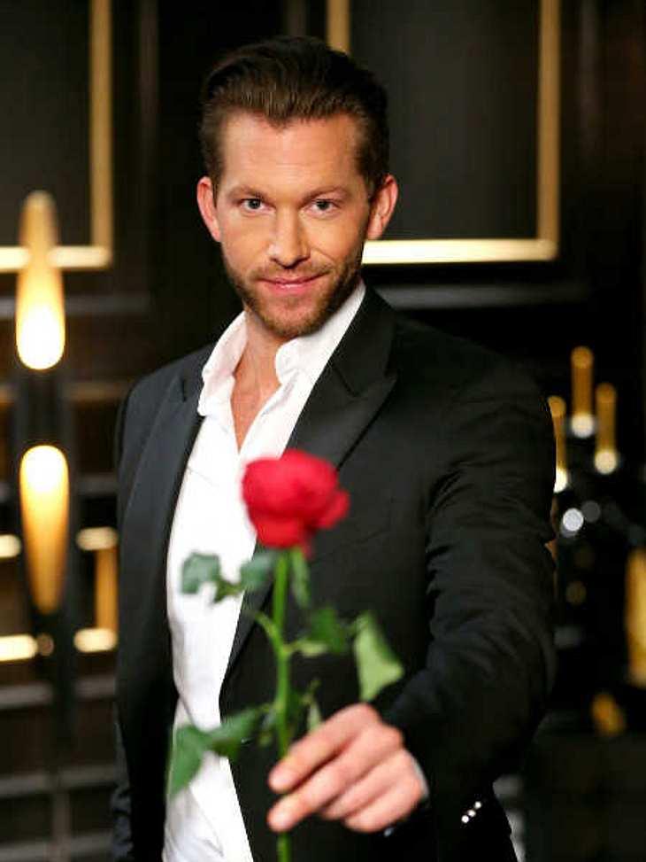 Ertappt: Oliver Sanne ist der neue Bachelor!