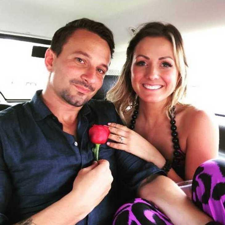 Bachelor-Hochzeit: Evan Bass und Carly Waddell haben in Mexico geheiratet!
