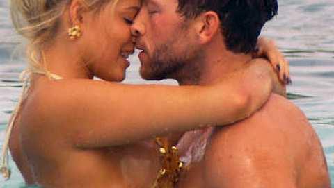 Mehr als Küssen wollte Sarah Nowak nicht. - Foto: RTL