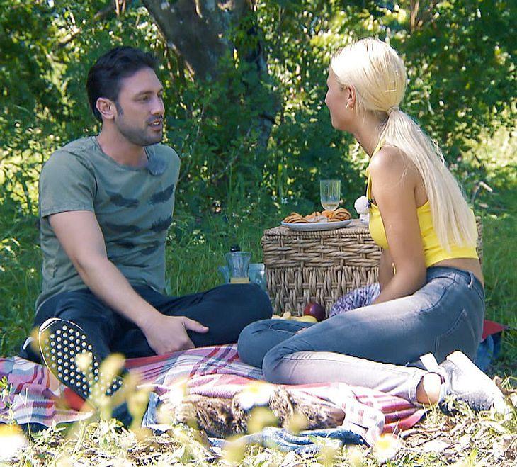 Der Bachelor und Lina