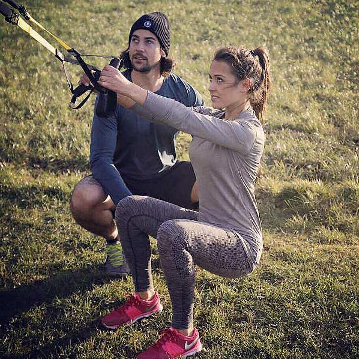 Alisa Persch: So hart nimmt Patrick seine Bachelorette beim Training ran!