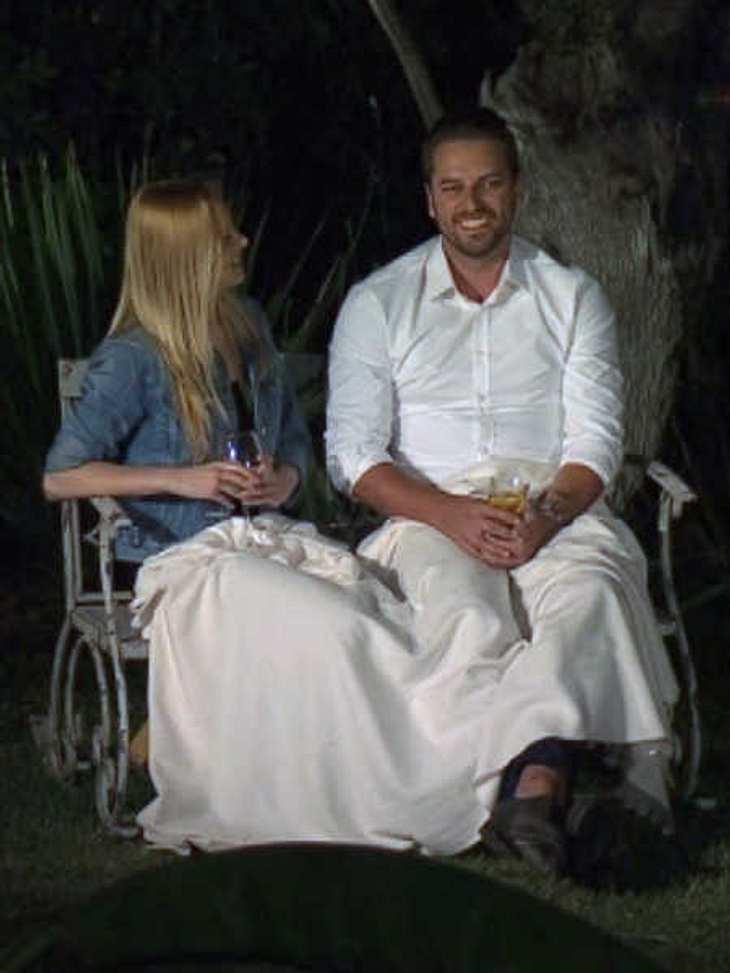 """Bei """"Die Bachelorette"""" kommen sich Sissi und Andreas näher."""