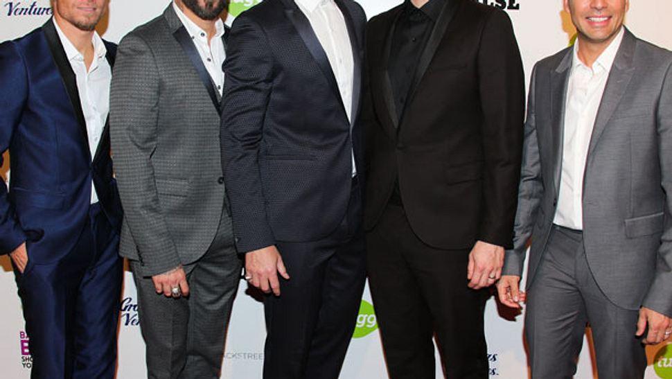 Backstreet Boys, NSync, 98 Degrees und O-Town nehmen gemeinsamen Song auf