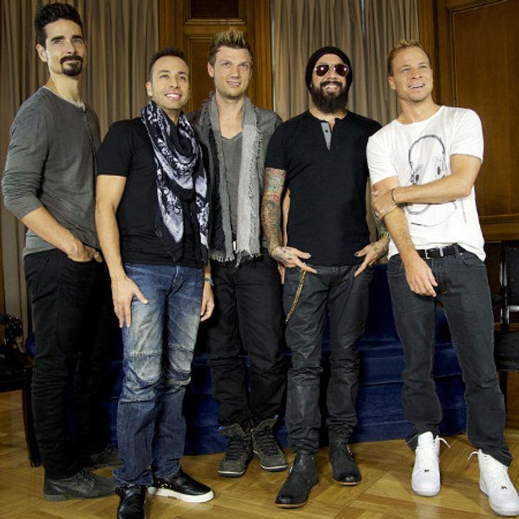 Backstreet Boys: Zusammen auf Tour