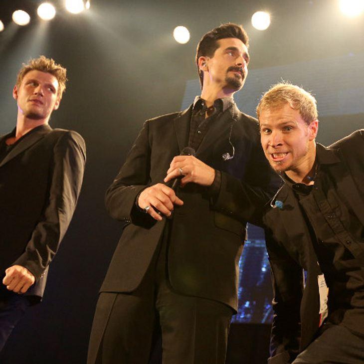 Die Backstreet Boys haben Streit