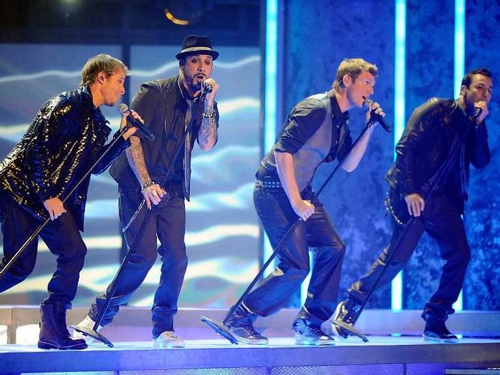 """Die größten Popstars der letzten 20 JahrePlatz 17 - """"Backstreet Boys"""""""