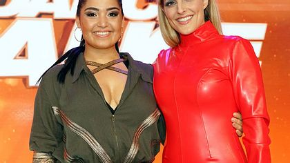 Dance Dance Dance-Star Bahar Kizil wieder schlank: 3 (!) Kleidergrößen weniger! - Foto: RTL/ Stefan Gregorowius