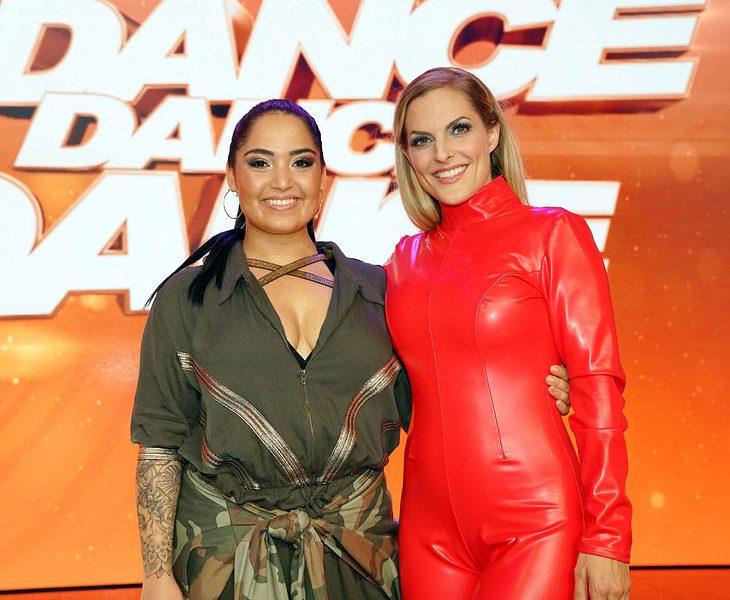 Dance Dance Dance Stars Bahar Kizil Sandy Mölling Wir Wären Die