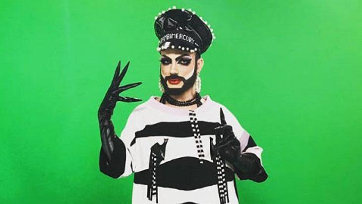 """Queen of Drags""-Star Bambi Mercury: Die Zwillinge sind da!"