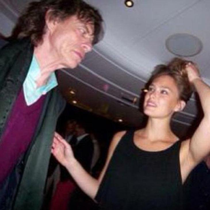 Was geht zwischen Bar Refaeli und Mick Jagger?