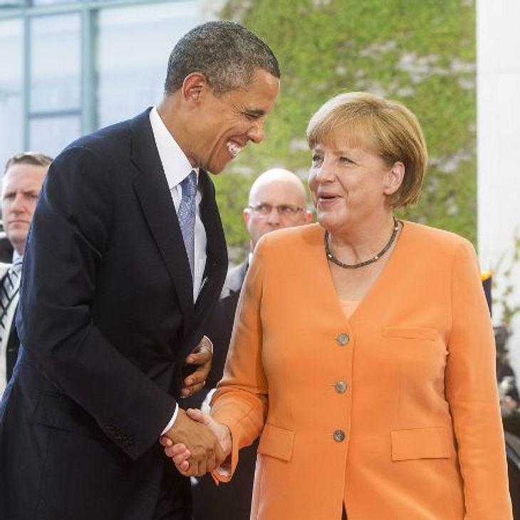 Barack Obama: In Berlin gibt's für ihn Spargel