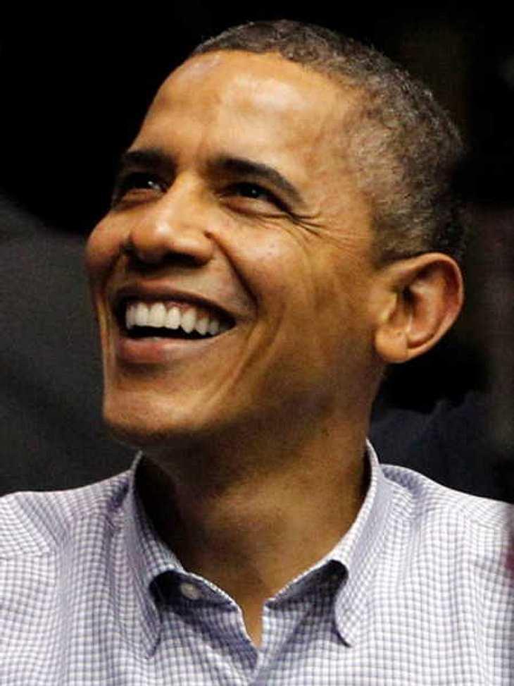 Barack Obama: SO sieht sein Workout aus!