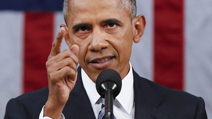 Barack Obama: Schock-Nachricht! Anschlag verhindert