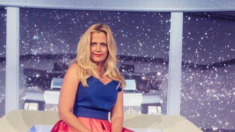 Barbara Schöneberger ist stolz auf ihre Haare - Foto: Facebook/ Barbara Schöneberger