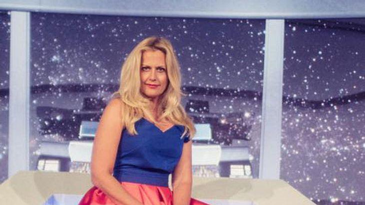Barbara Schöneberger ist stolz auf ihre Haare