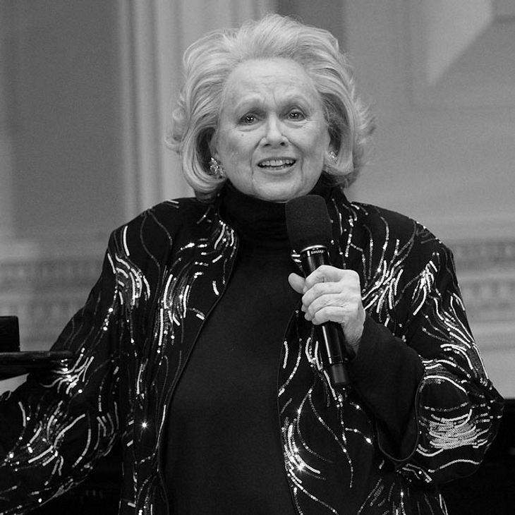 Sängerin Barbara Cook ist tot