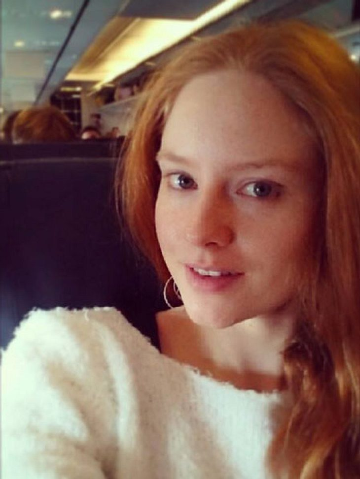 Barbara Meier zeigt sich ungeschminkt
