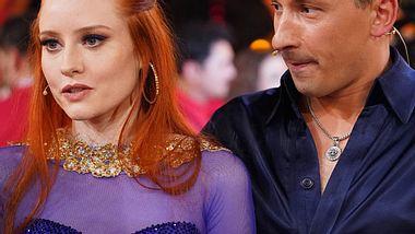 Lets Dance 2018:Barbara Meierund Sergiu Lucaerlebten am 20.04.2018 ihr Let Dance-Aus. - Foto: MG RTL