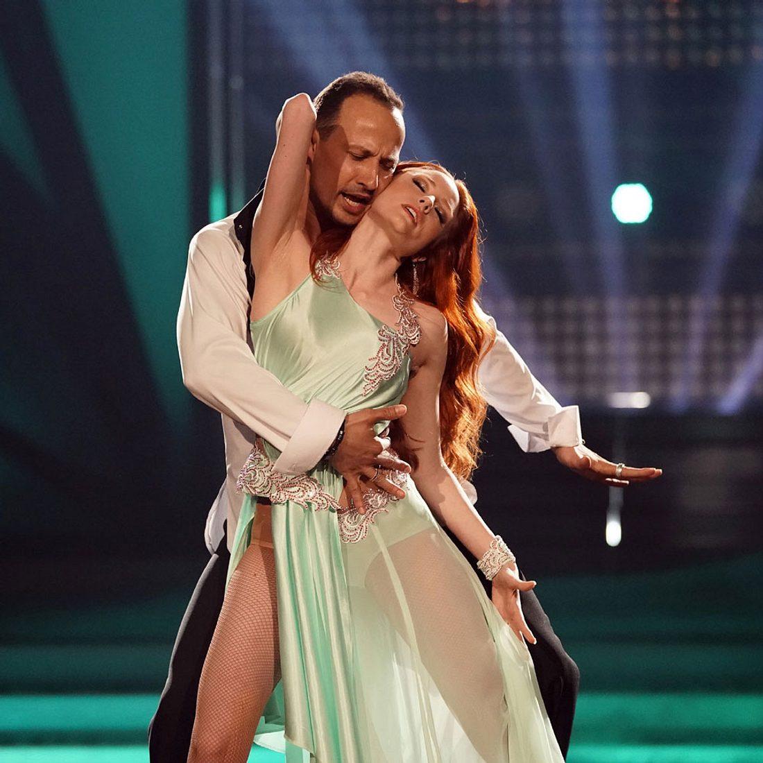 Barbara Meier Let's Dance 2018 Sergiu Luca