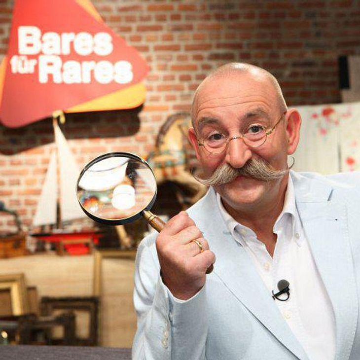 """""""Bares für Rares"""": Neuer Sendeplatz im ZDF!"""