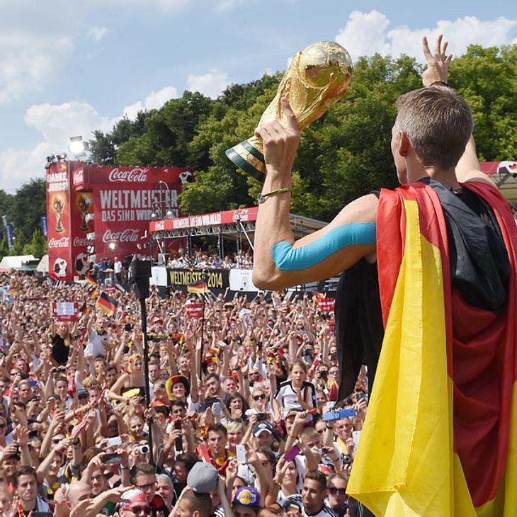 Bastian Schweinsteiger verkündet seinen Rücktritt