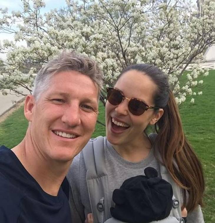 Bastian Schweinsteiger & Ana Ivanovic: Liebeserklärung
