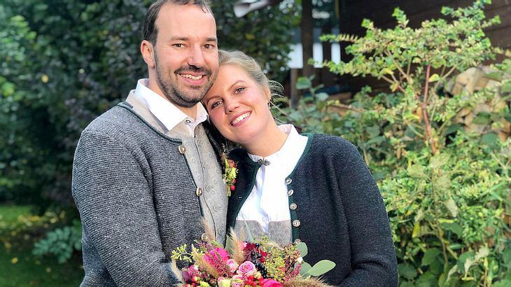 """""""Bauer sucht Frau""""-Hochzeit: Barbara & Christian haben Ja gesagt"""