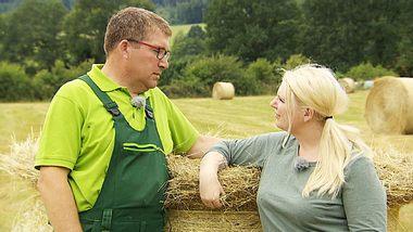 Dirk und Deborah aus Bauer sucht Frau - Foto: MG RTL D