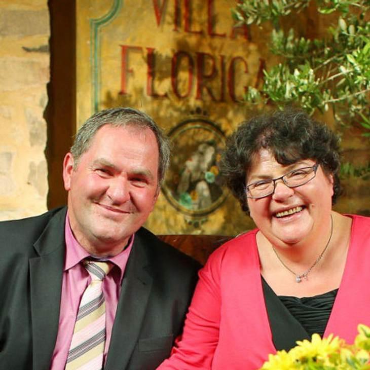 Bauer sucht Frau-Hochzeit: Albert und Sabine trauen sich!