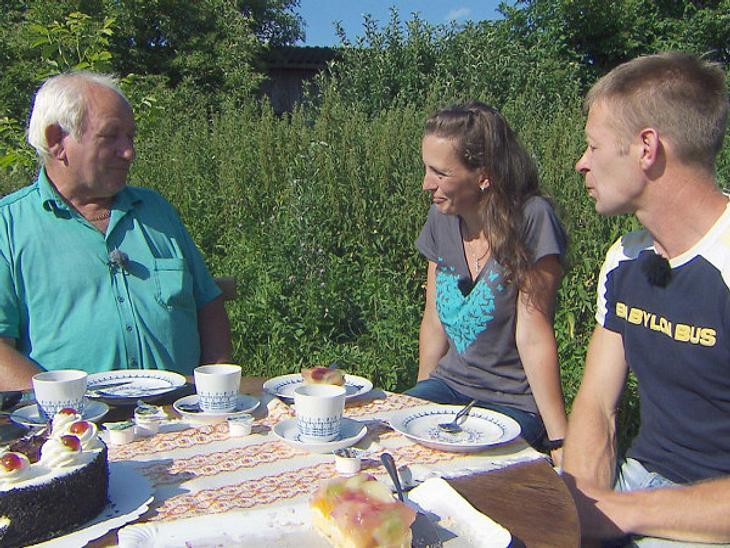 Bauer sucht Frau: Sylvia lernte den Vater von Brian kennen.