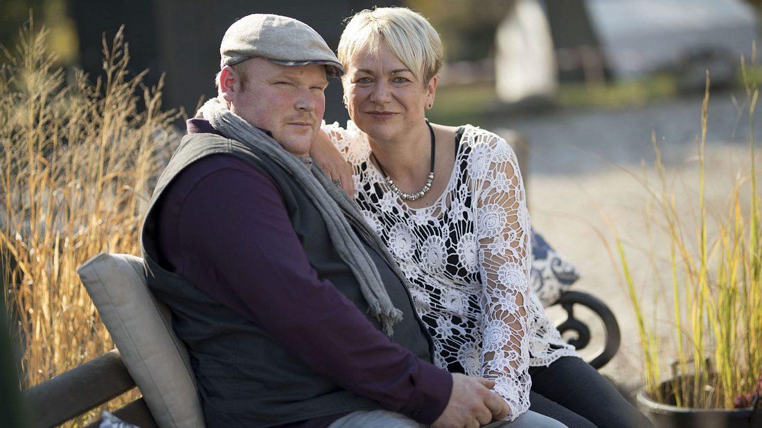 Guy und Kathrin aus Bauer sucht Frau