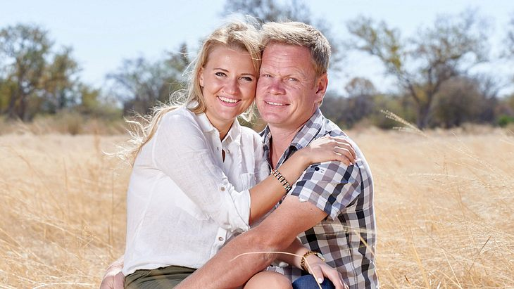 Oliwia und Jörn aus Bauer sucht Frau