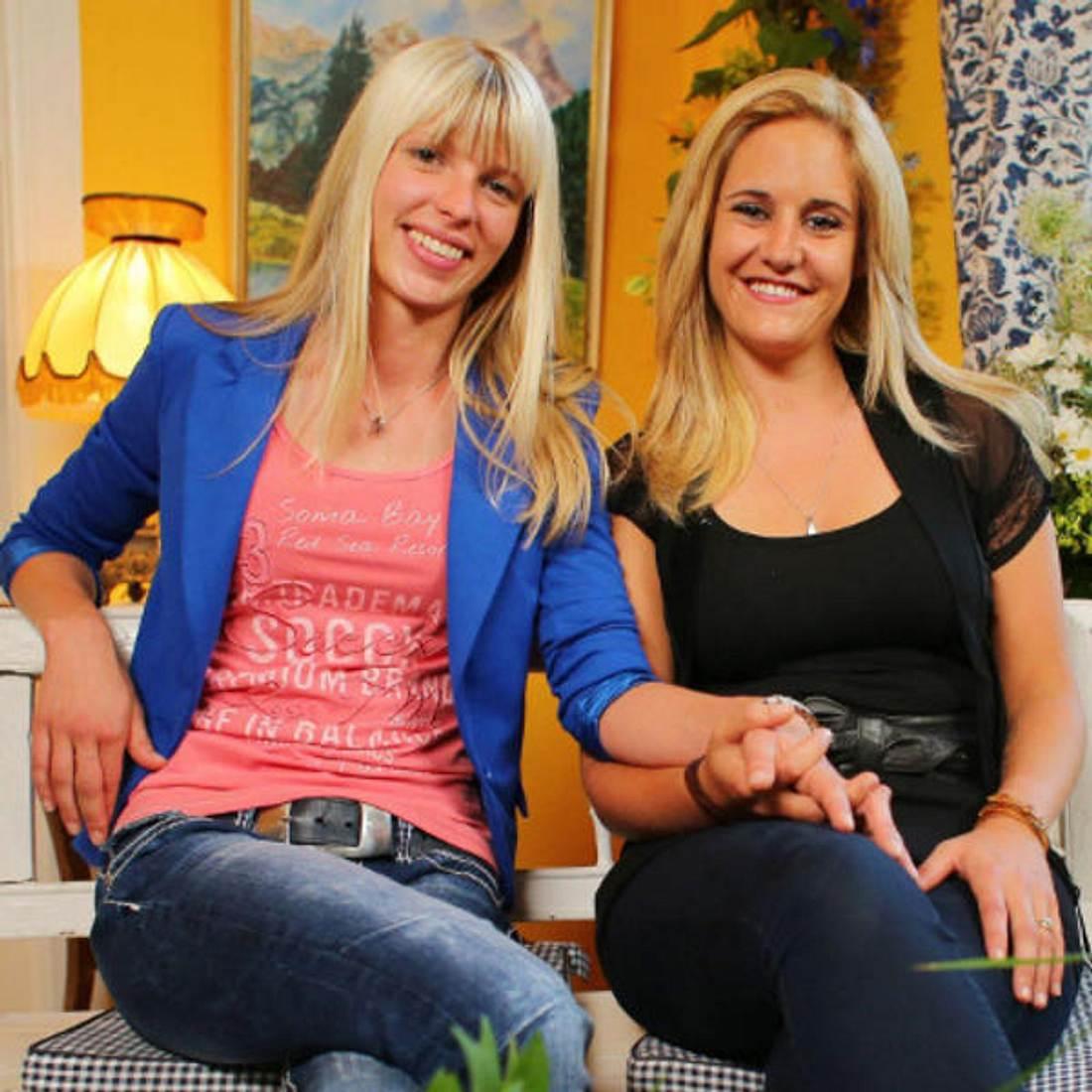Bauer sucht Frau: Damals waren Lena und Janine noch ein Paar